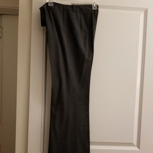Tahari Gray Trousers